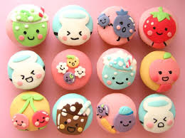 cute animated cupcakes wallpaper. Plain Animated Cute Japanese Cupcakes For Animated Wallpaper P
