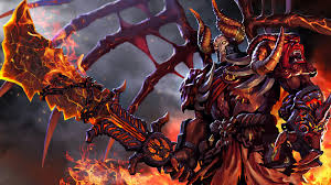 doom dota 2 set tortured thorn loadi wallpaper 10667