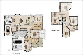 color floor plans with dimensions. Delighful Floor Example Of Color Floor Plan For House  In Color Floor Plans With Dimensions O