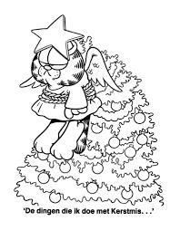Volwassen Kleurplaat Kerst Woyaoluinfo