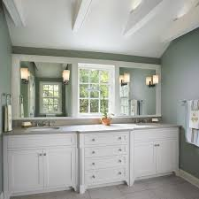 bathroom vanity mirrors. vanity mirror separated by the window in front of house where gable dormer bathroom mirrors
