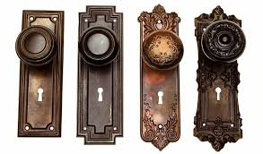 Old Door Knobs And Plates Stunning Shopping For Vintage Hardware