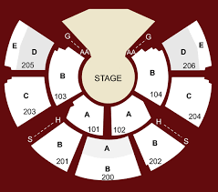 San Francisco Cirque Du Soleil Seating Chart Grand Chapiteau At At T Park San Francisco Ca Seating