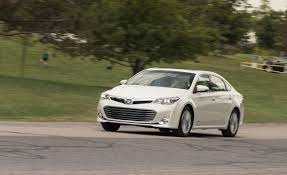 2013 Toyota Avalon Hybrid Test | Review | Car and Driver