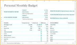 Monthly Income And Expenses Monthly Income Statement Template Office Manager Know How