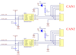 8 hardware design recommendations uavcan connectors