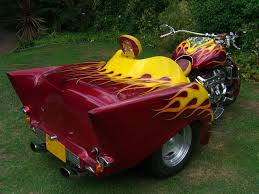 This Boss Hoss motorcycle company make outrageous bikes and trikes ...