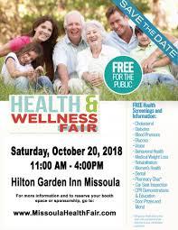 missoula health and wellness fair
