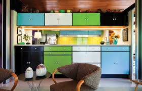 Mid Century Kitchen Remodel Atomic Ranch Midcentury Interiors Modern Living With Mad Looks