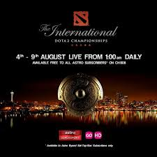 confirmed astro to broadcast ti 5 dota 2 tournament live lowyat net