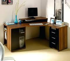 corner workstations for home office. Corner Office Desk Ikea L Shaped Wall Shelving Organizer Glass Storage Modern Swing . Workstations For Home
