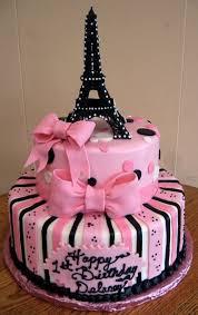 Paris Cake Im In Love Maybe This Will Be My Next Birthday Cake