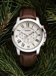 10 accessories every man should own men s leather nice and stainless steel watches for men leather watches fossil grant watch collection