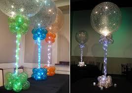 amazing balloon centerpiece ideas artistry