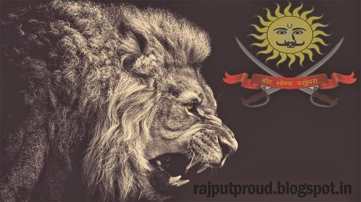 rajput shayari wallpaper