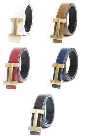 Types Of Designer Belts Hi This Includes Solid Brass Luxury H Buckle Brand Designer