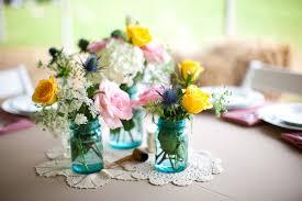 Wedding Decor With Mason Jars Mason Jar Wedding IdeasTruly Engaging Wedding Blog 93