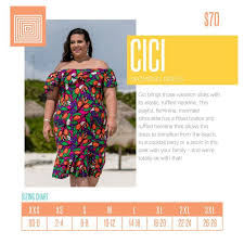 Lularoe Cici Size Chart Find Your Unique Style With Callie