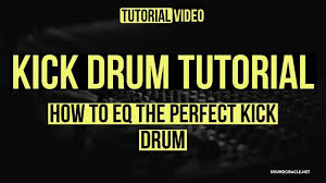 Kick Drum Frequency Range Chart Kick Drum Tutorial How To Eq The Perfect Kick Drum Soundoracle Net