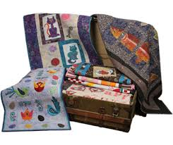 Lunch Box Quilts Trunk Shows & Trunk Shows Adamdwight.com