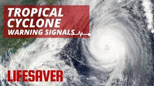 What are the Tropical Cyclone Warning ...