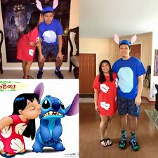 easy diy lilo and stitch costume