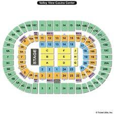 Valley View Casino Center Seating Chart Cirque Du Soleil