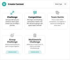 Group Fitness Challenge Tracker Fun Fitness Challenges And Competitions To Do With Friends And