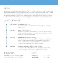 Traditional Chronological Resume Chronological Resume Traditional Design Free Templates Microsoft 1