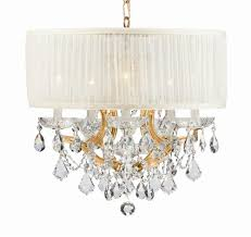 polished gold crystal chandelier dd
