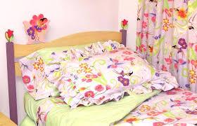 fairy comforter garden bedding set designs 4colors co