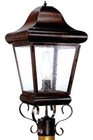 gas lamp post outdoor gas lamp post post light outdoor copper lantern how to remove outdoor