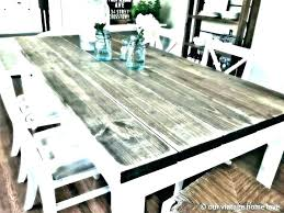 9 piece rustic dining set grey rustic dining table white washed kitchen round set distressed 9