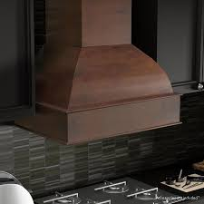 zline kitchen bath 36 in ducted wood wall mounted range hood common 36 inch actual 36 in