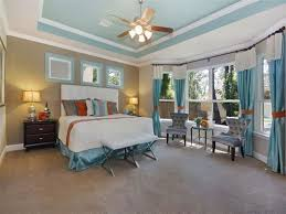 Master Bedroom Traditional Traditional Master Bedroom With Ceiling Fan Crown Molding