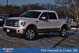 Pre-Owned 2013 Ford F-150 King Ranch Crew Cab in Crete #8F3301B ...