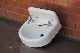 American Standard High Back Sink Cast Iron Kitchen Sinks Porcelain