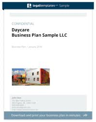 Operation Plan Outline Business Plan Template Create A Free Business Plan