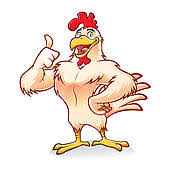 free chicken clipart. Brilliant Clipart Strong Chicken For Free Clipart I