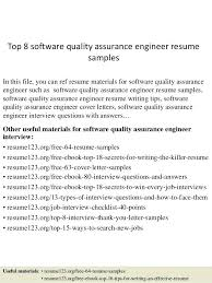 Quality Assurance Auditor Resume Sample Manager Resume And Get