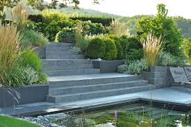 Die treppenbreite unser massivholz treppen beträgt in der. Fokus Treppen Gartenbau Egli Jona Ag