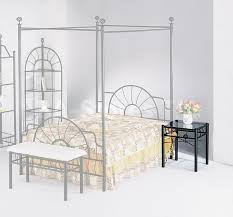 Metal Bedroom Furniture Set Metal Bedroom Sets