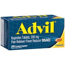 advil pain relief