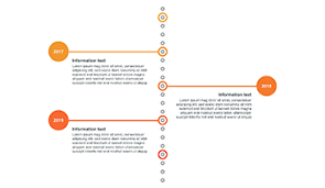 Vertical Timeline Powerpoint Vertical Timeline Template Ppt