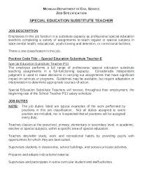 Teacher Resume Examples Elementary School Elementary School Teacher ...