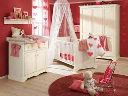... Appealing Pictures Of Girl Baby Nursery Room Decoration Design For Your  Beloved Daughters : Contempo Red ...