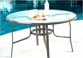 patio table cover with umbrella hole patio table covers round s patio table cover with zipper
