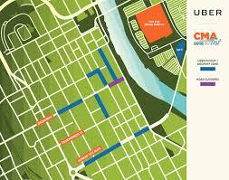 Cma Fest Uber Blog