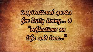 Daily Life Inspirational Quotes