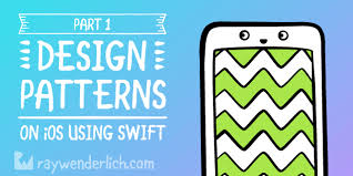 Ios Design Patterns Awesome Design Patterns On IOS Using Swift Part 4848 Ray Wenderlich